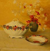 Fra Dana -Soup,Bowl & Plate