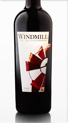 Windmill Old Vine Zinfandel