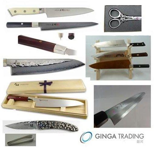 Ginga Knives