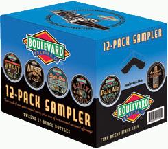 Boulevard 12-Pack Sampler