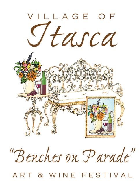 Benches on Parade