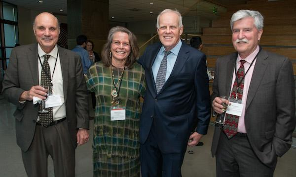 Susan Hoffman at Stanford Summit