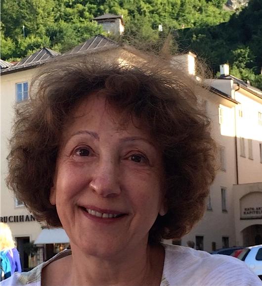 OLLI instructor Elena Shyegal-Placzek