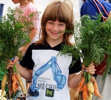 Kids & Carrots