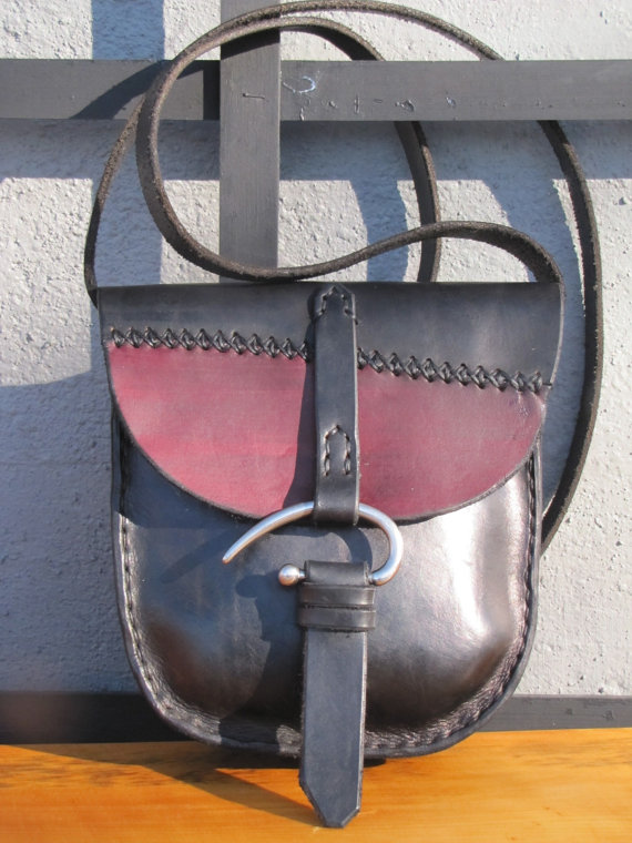 Hawk Studio - handmade leather bag