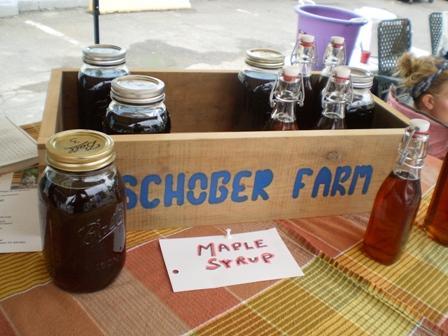 Maple Syrup - Schober Farm