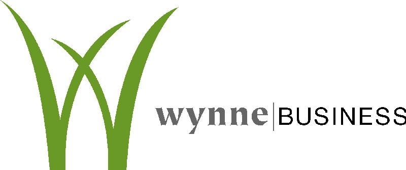 wynne business logo horizontal