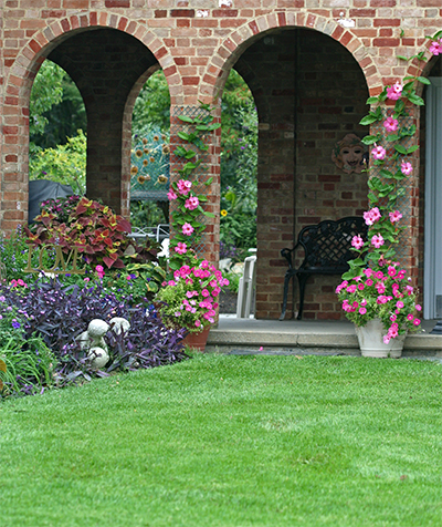 Having a beautiful lawn is easy if you give it proper care.