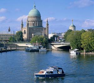 Berlin's River Spree