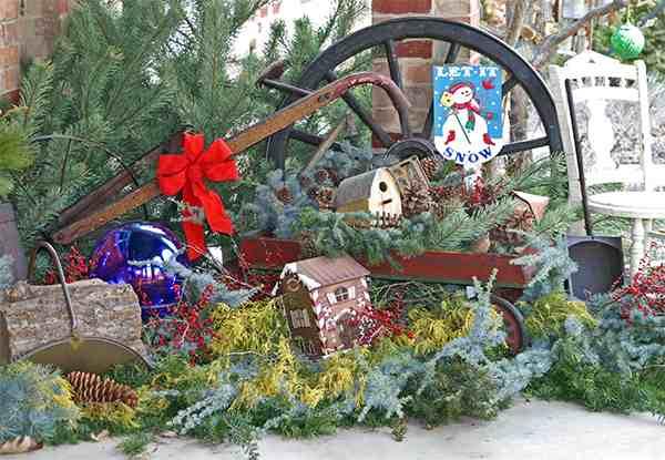 Christmas at Viette's