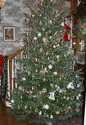 the crystal tree - Crystal Christmas Trees