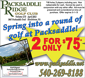 Packsaddle Ridge Golf Club