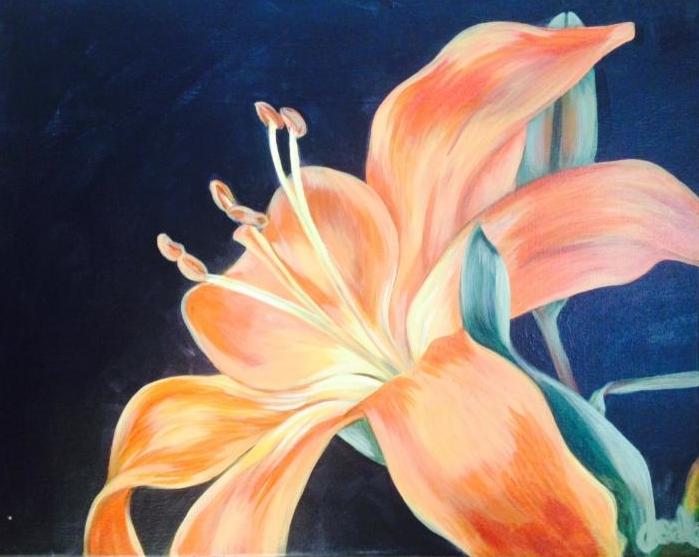 Art classes with jackson art studio mwv chamber of - Tiger lily hair salon ...