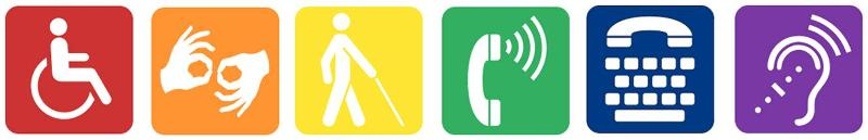 Disability Logos
