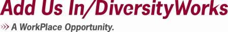 Add Us In DiversityWorks Logo