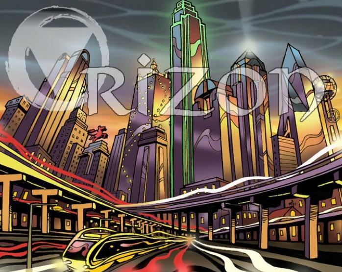 ORIZON Skyline