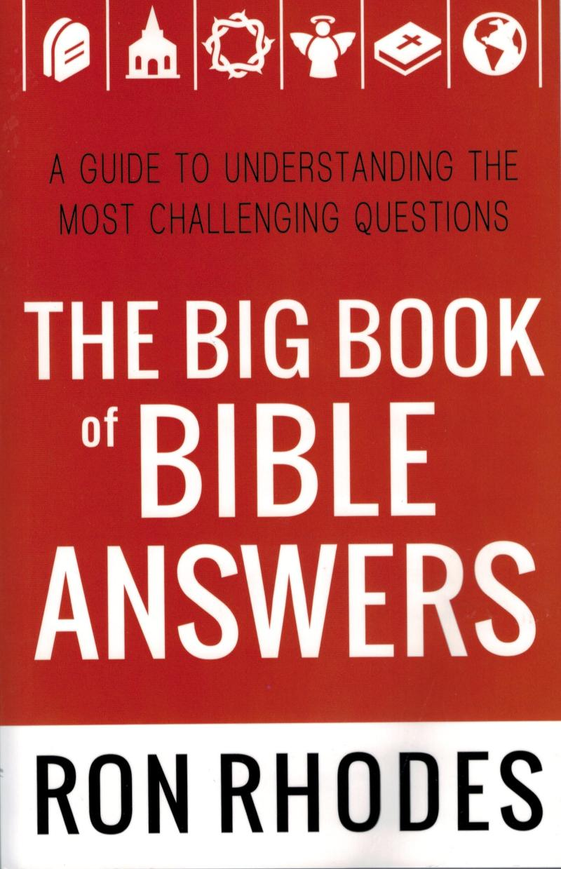 The Big Book of Bible Answer