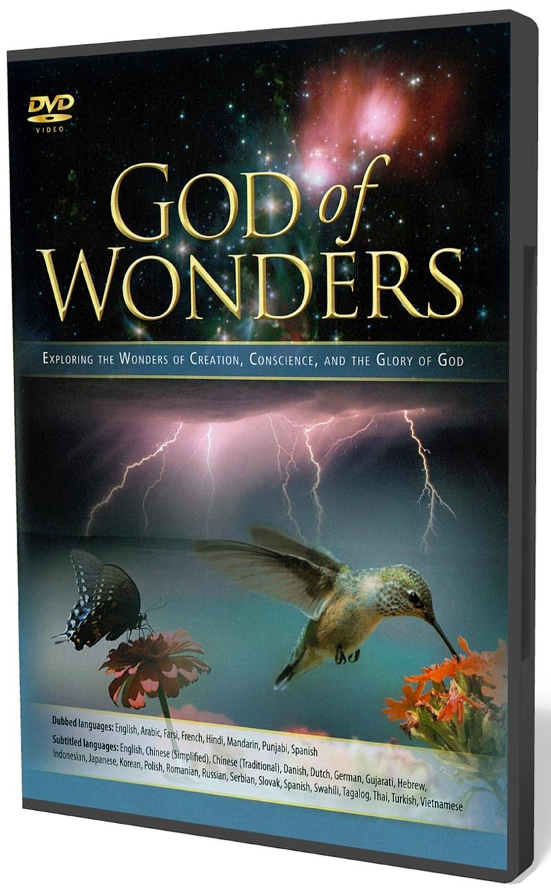 God of Wonders ML