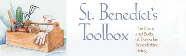 St. Benedict's Toolbox Banner