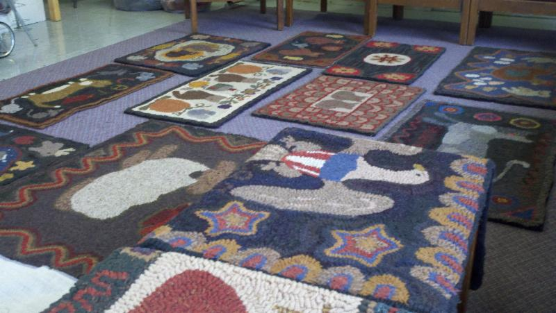 Tom McNerney's Rugs