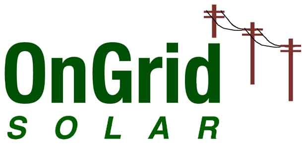 On Grid Logo
