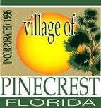 Village of Pinecrest - Department of Parks and Recreation