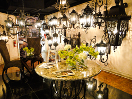 Updates from solara iron doors lighting every wrought iron lantern chandelier or decorative post bases from solara is created with state of the art technology and a near obsession with aloadofball Image collections