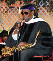 Clarence Clemons UMES