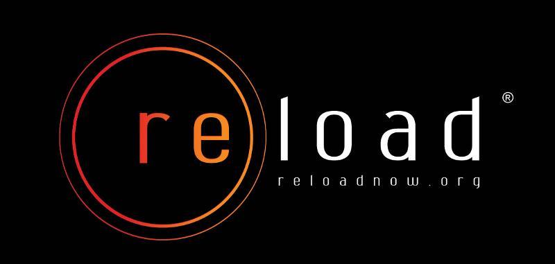 Reload Logo Black