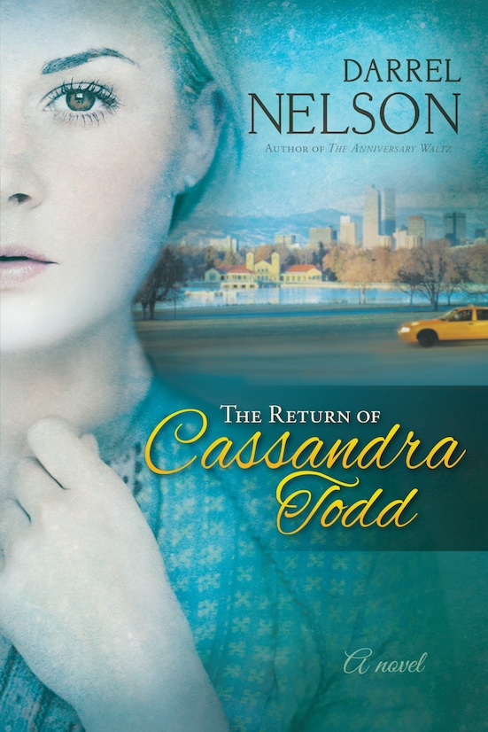 The Return of Cassandra Todd Front Cover