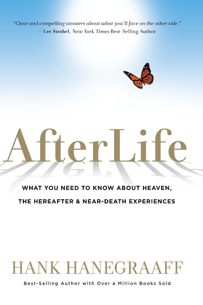 Hanegraaff AfterLife Cover