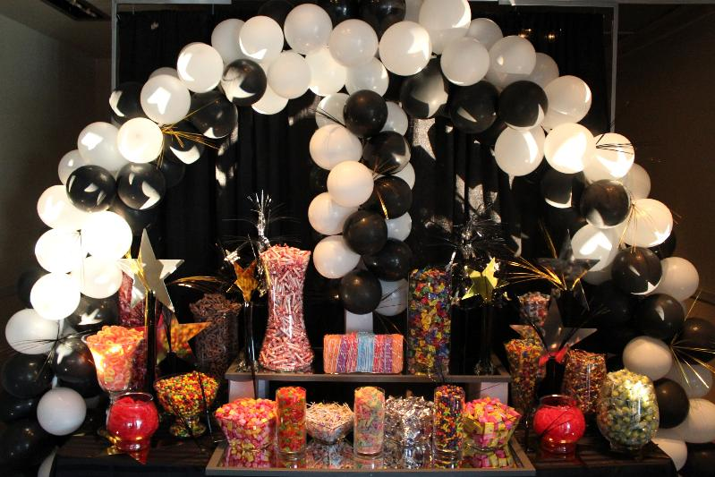 Prom Candy Buffet