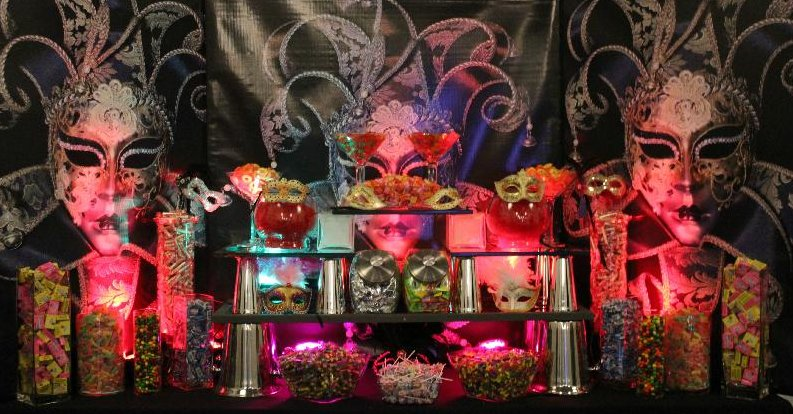 Pgh Candy Buffet Masquerade