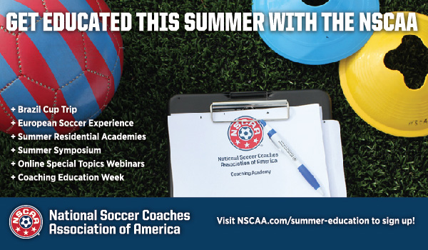 NSCAA 2014 Get Educated