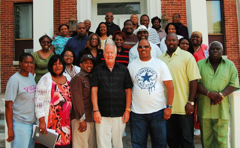 John Piippo's spiritual formation class 2013