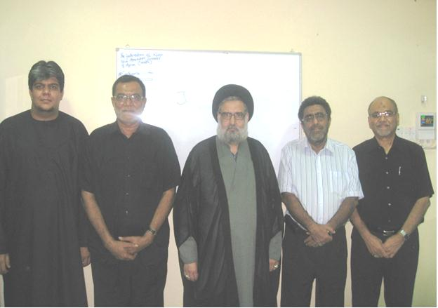 Maulana at AFed