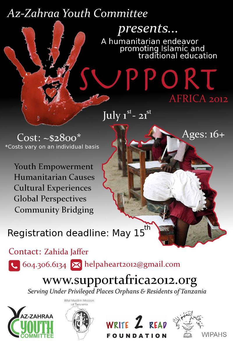 Az-Zahraa Flyer
