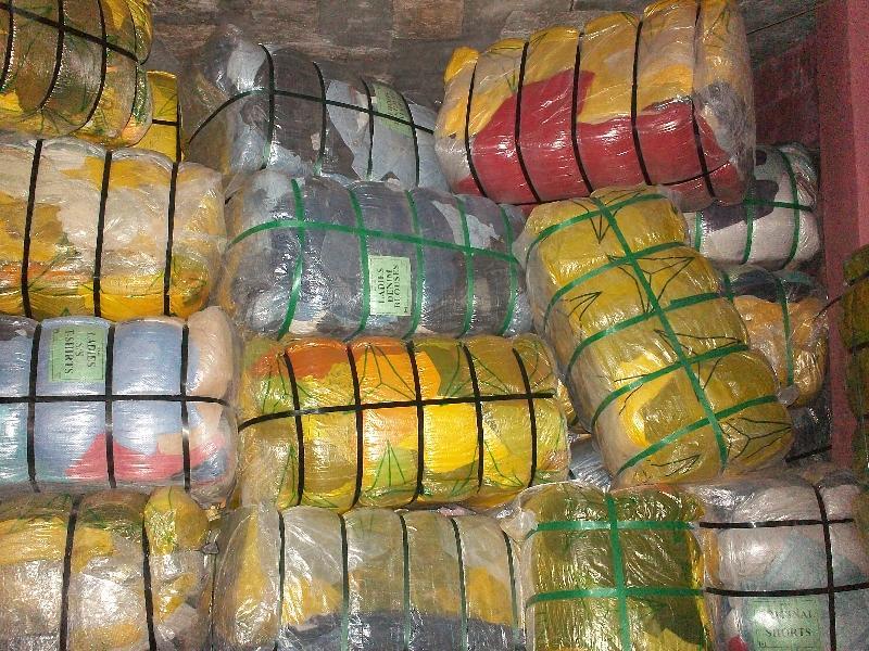 Haiti Container