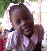 Haiti Student