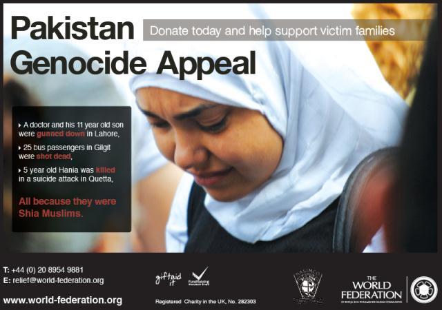 Pakistan Genocide