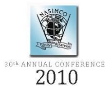 NASIMCO Conference logo