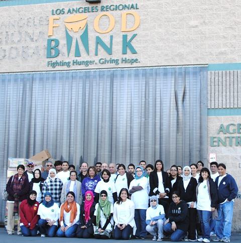 LA Foodbank