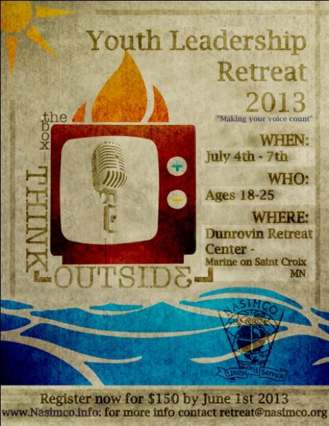 Youth Retreat 2013