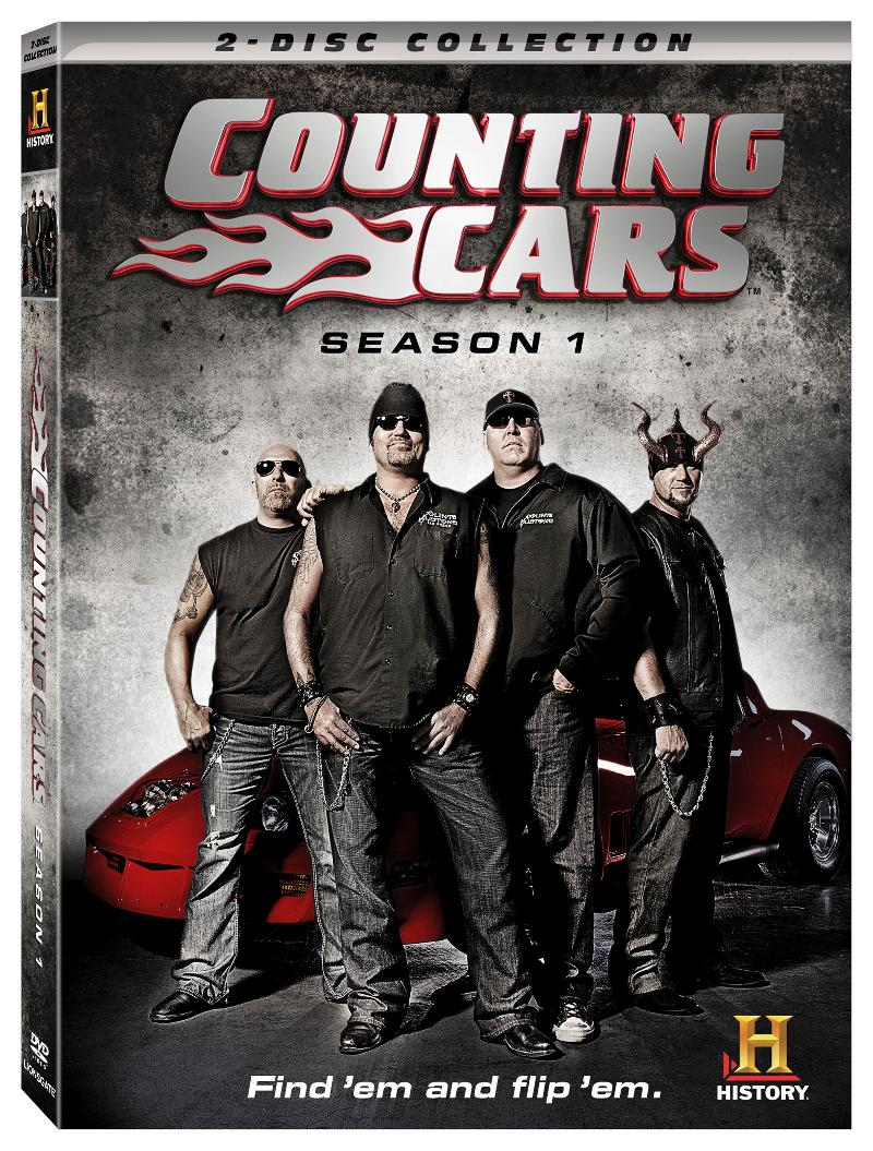 Lionsgate Press Release: Counting Cars Season One