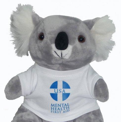MHFA ALGEE Bear