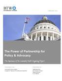 The Power of Policy & Advocacy