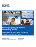 Building Capacity to Promote Community Health