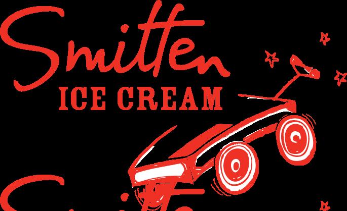Smitten Ice Cream smitten on national t.v., t-shirts, & more