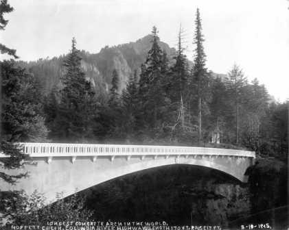 Moffett Creek Bridge