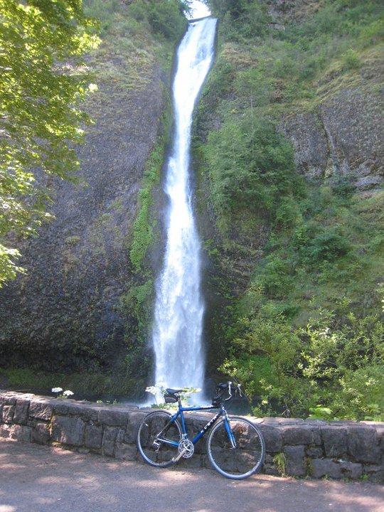 Cascade to Crown bike ride